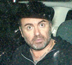 GEORGE MICHAEL GETS THE MUNCHIES IN THE MIDDLE OF THE NIGHT* EXC